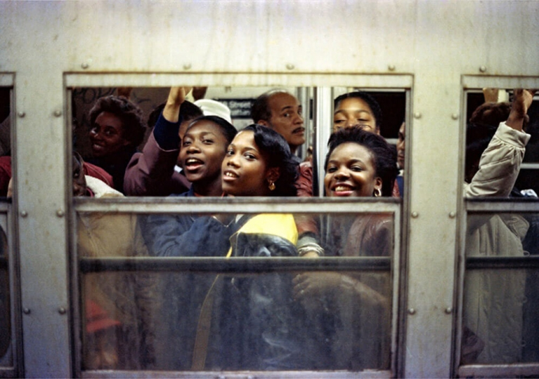 Rush Hour New York City, 1988 © Jamel Shabazz courtesy Galerie Bene Taschen