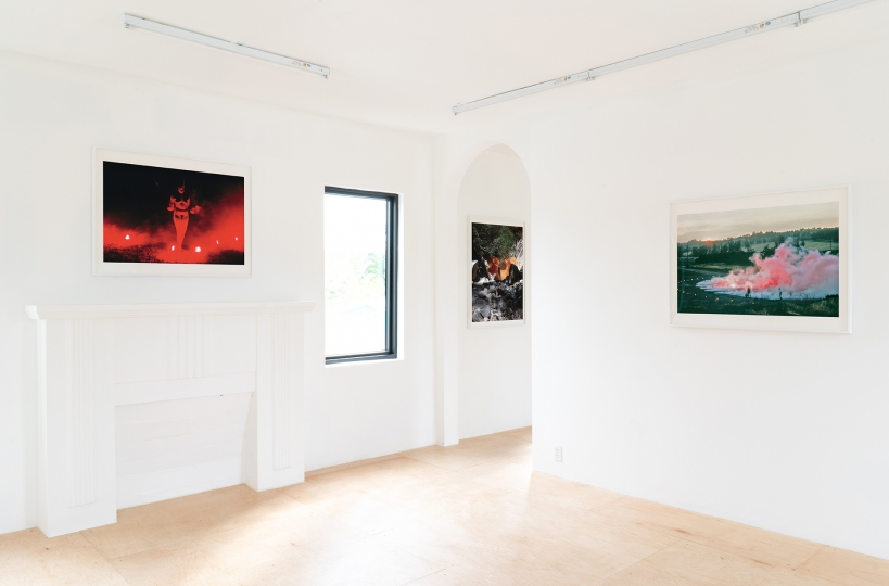5. Atmospheres Installation View, Image courtesy of the artist and Nina Johnson.