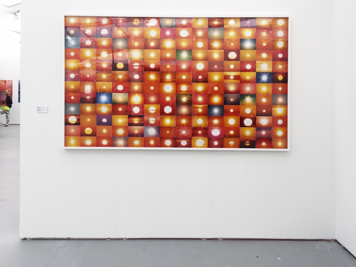 61. Penelope Umbrico, 39,019,893 Suns from Sunsets from Flickr (Partial), David Smith Gallery