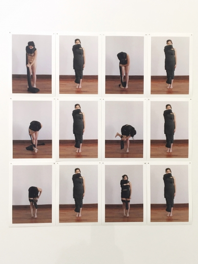 86. Fernanda Lopez, Dressing Instructions, 2013, Factoria Santa Rosa