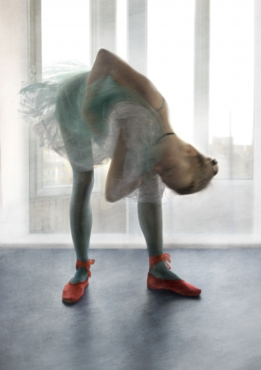 For Degas © Katerina Belkina
