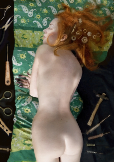 For Klimt © Katerina Belkina