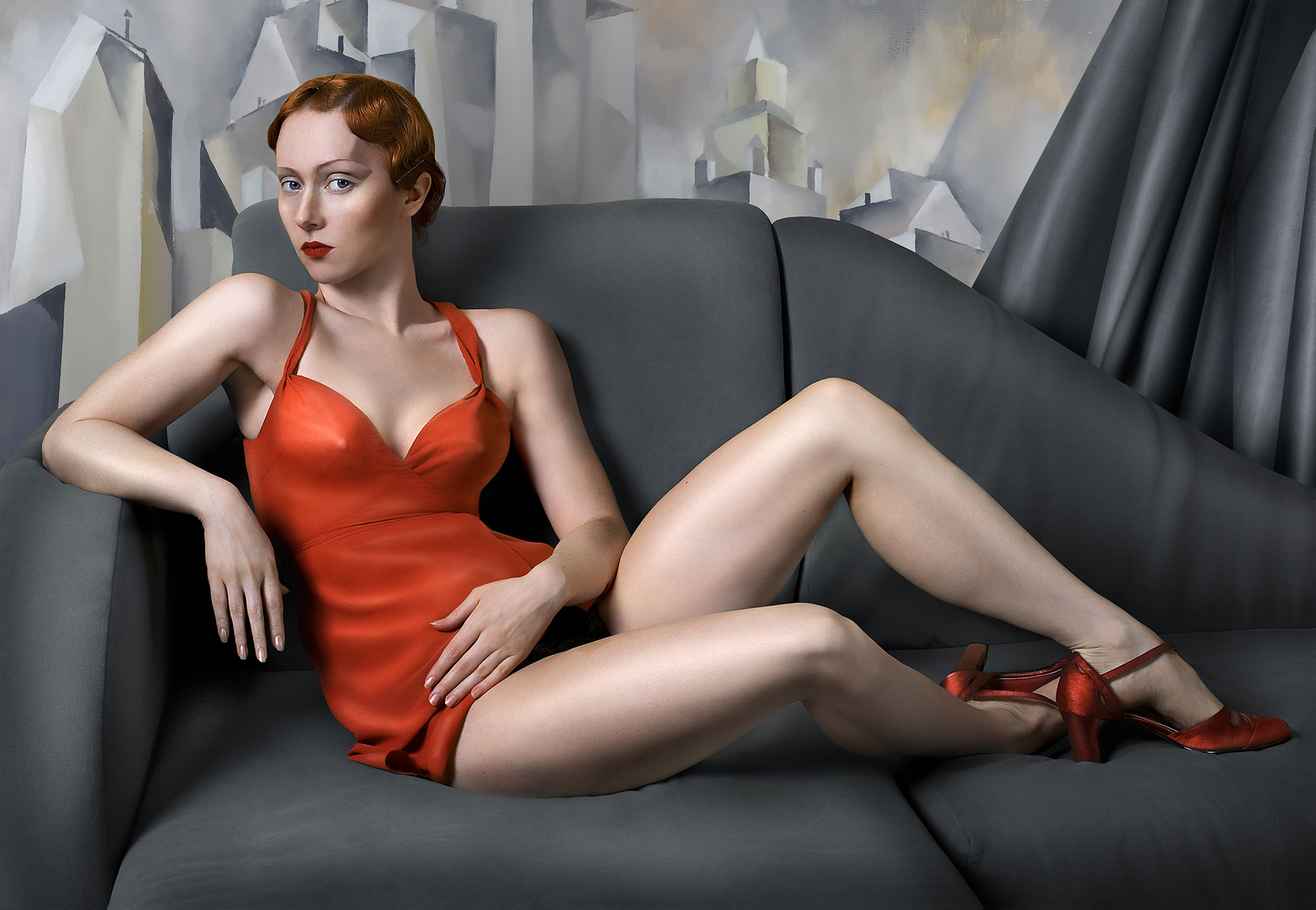 For Lempicka © Katerina Belkina
