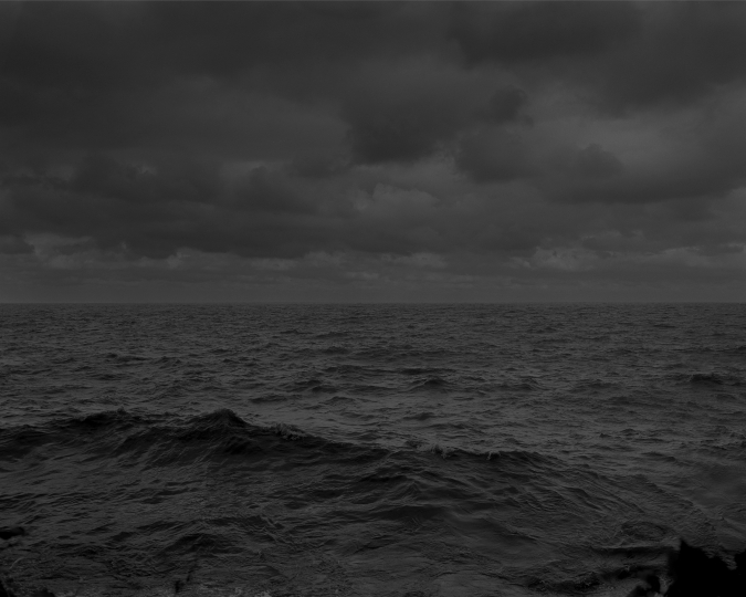 Untitled #14 (Lake Erie and Sky), 2017 © Dawoud Bey / courtesy Stephen Daiter Gallery, Chicago, Stephen Bulger Gallery, Toronto