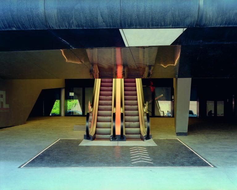 Raymond Depardon: Paysages d'architecture