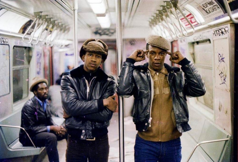 The Righteous-Brothers NYC 1981 © Jamel Shabazz courtesy Galerie Bene Taschen