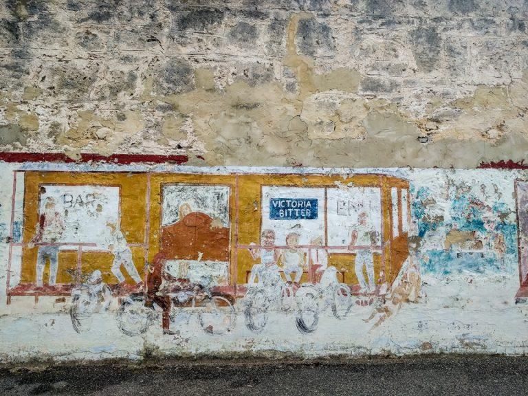 Marie Triller, La Prison de Fremantle