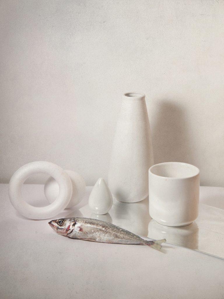 Stefania Piccioni - Still Life Part III Bianco