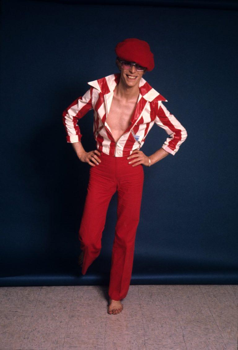 Steve Schapiro : David Bowie, The Man who fell to Earth