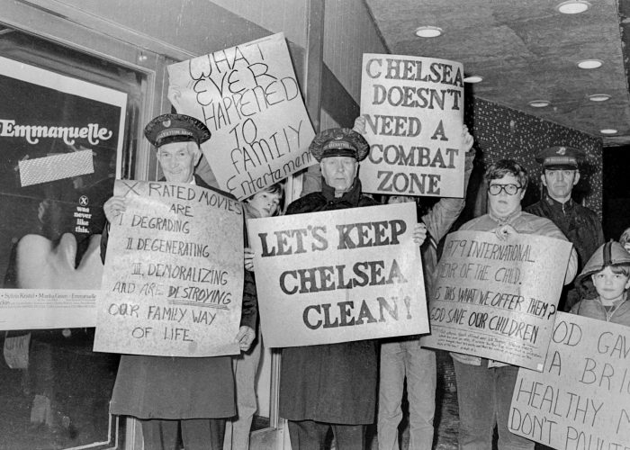 Arnie Jarmak: Photographs of Chelsea from the 1970s & 1980s