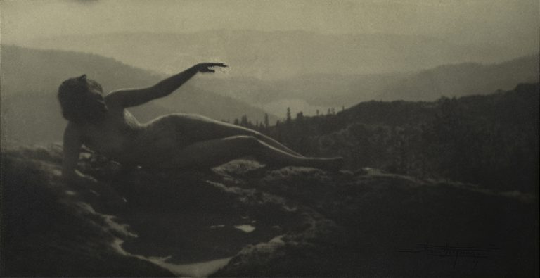 Anne Brigman:  A Visionary In Modern Photography