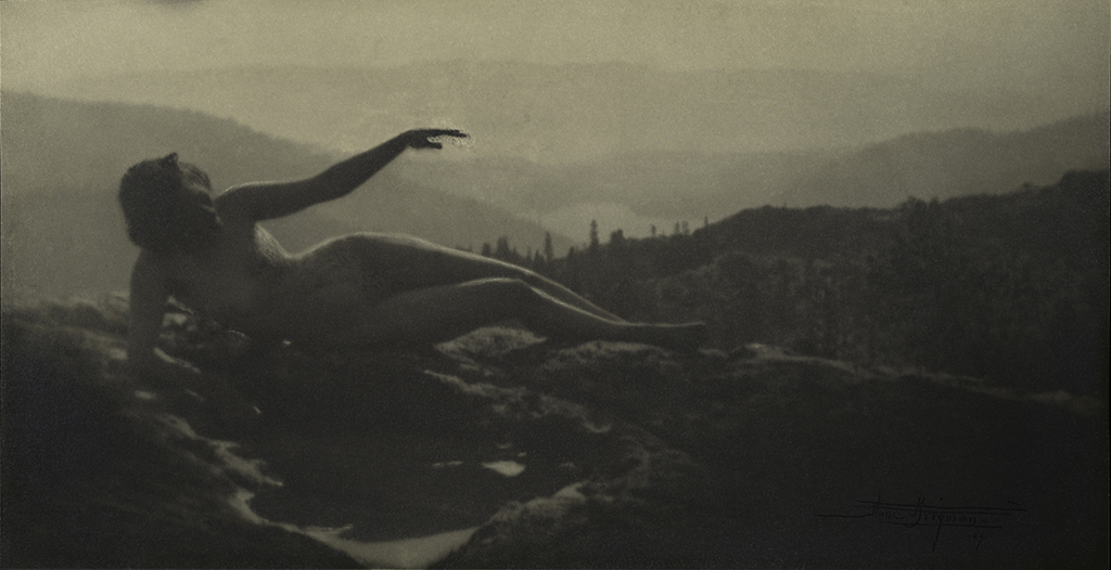 Dawn, 1909, gelatin silver print, 5 1/4 x 10 1/4 inches. The Metropolitan Museum of Art, Alfred Stieglitz Collection, 1933. (33.43.100). Copy photograph © The Metropolitan Museum of Art. Image copyright © The Metropolitan Museum of Art. Image source: Art Resource, NY