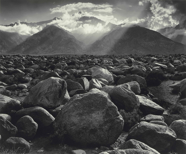 Ansel Adams – Landscapes of the American West