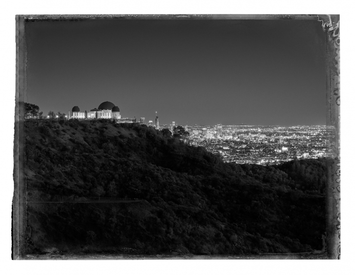 Christopher Thomas Griffith Observatory II, 2017