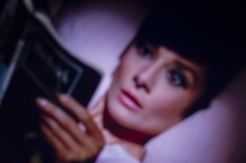 Audrey Hepburn, Comment voler un million de dollars (William Wyler, 1966) © François Fontaine