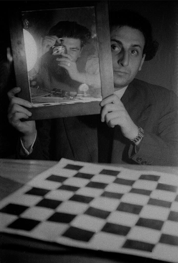 Muriel Berthou Crestey - AU CŒUR DE LA CREATION PHOTOGRAPHIQUE: FRANK HORVAT