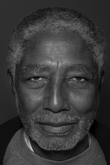 Mudawi Ibrahim Adam Founder and former director of the Sudan Social Development Organization © Bruce GILDEN