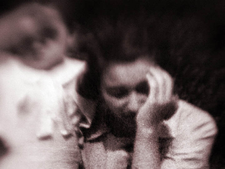 Ghosts: French Holocaust Children © Robert Hirsch – Courtesy Fairfield University Art Museum