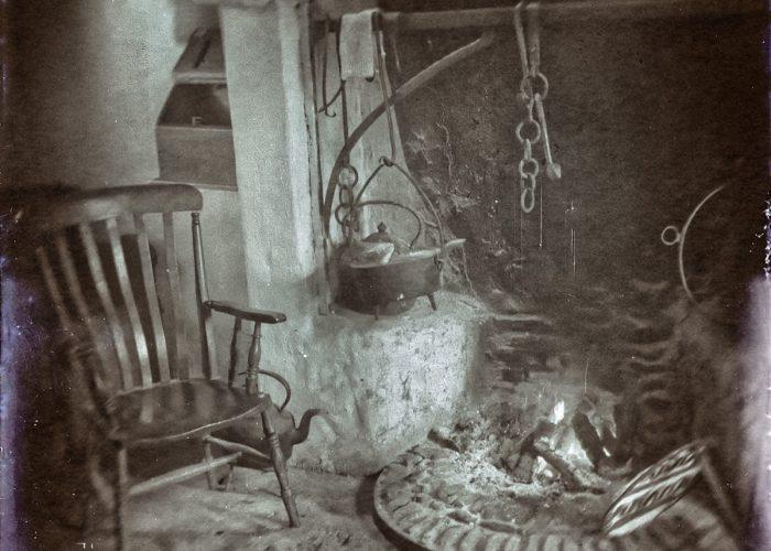 Roger Temème - La vieille maison de l'oncle