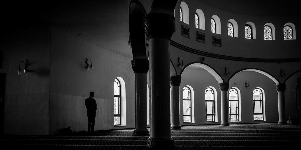 Sadak Souici – Allahu akbar d'Ukraine, Ar-Rahma Mosquée, Kiev