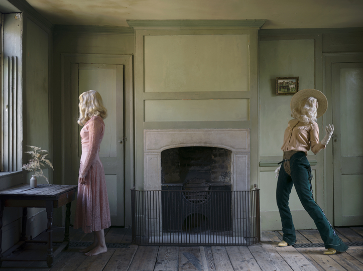 She Could have been a Cowboy, from the series She Could Have Been A Cowboy, 2018 © Anja Niemi