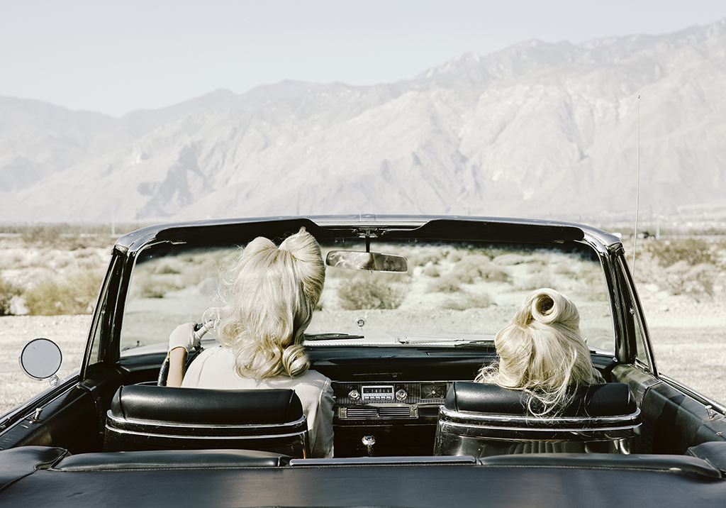 The Chrysler, from Darlene & Me, 2014 © Anja Niemi