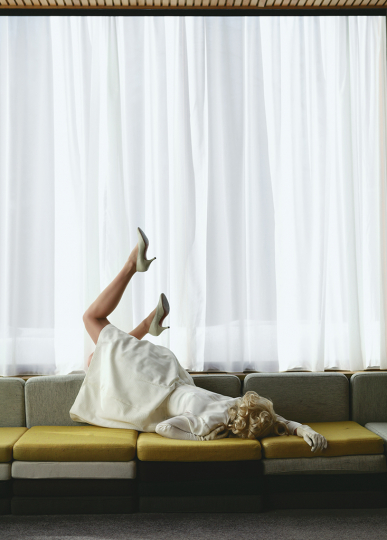 The Starlet, from Starlets, 2013 © Anja Niemi