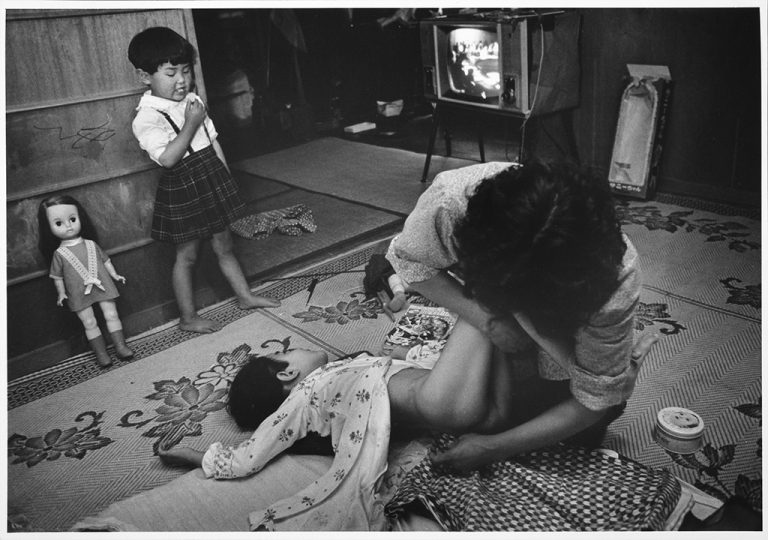 Takeshi Ishikawa Archive of W. Eugene Smith Photographs at the Library of Congress