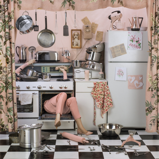 Domestic Demise © Patty Carroll