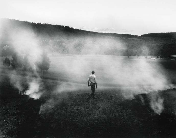 Sally Mann (American, born 1951), The Turn, 2005, gelatin silver print, Private collection © Sally Mann
