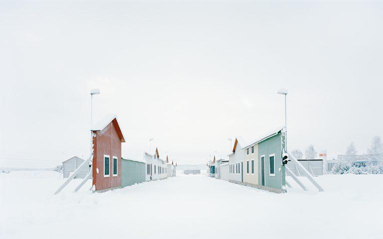 Gregor Sailer : Le Village Potemkin