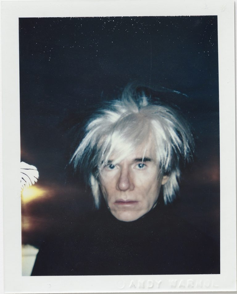 Andy Warhol Photos Polaroid
