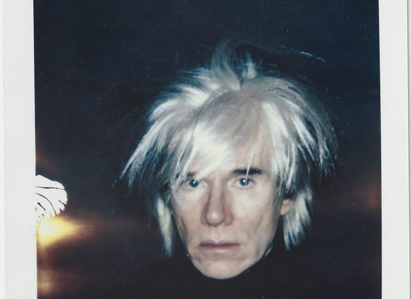 Andy Warhol Photos Polaroid