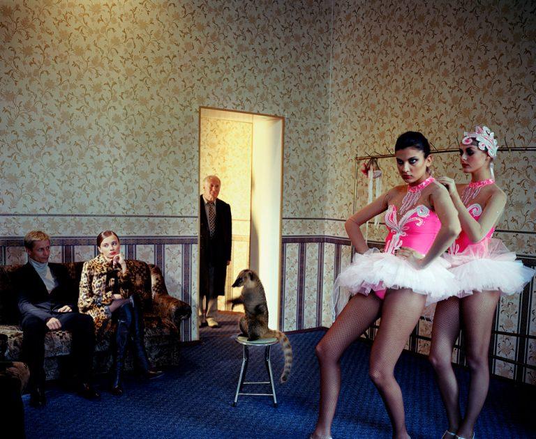 Larry Sultan : Domestic Theater
