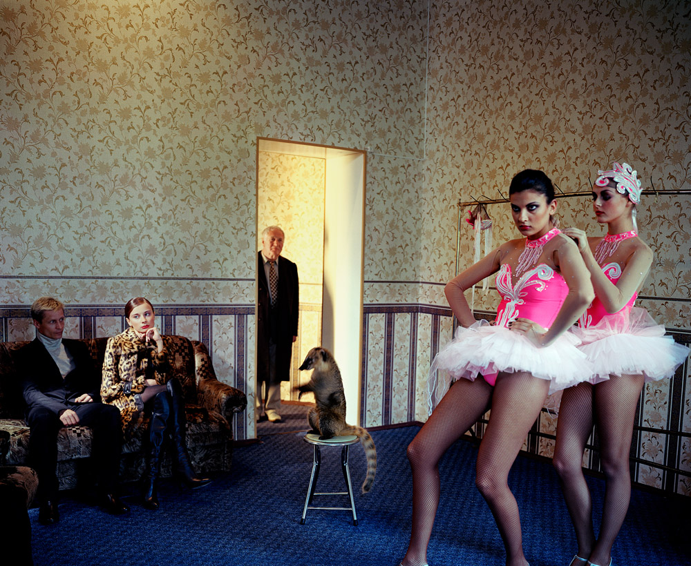 BELARUS #1 2006 © Larry Sultan - Courtesy of the Estate of Larry Sultan and Yancey Richardson