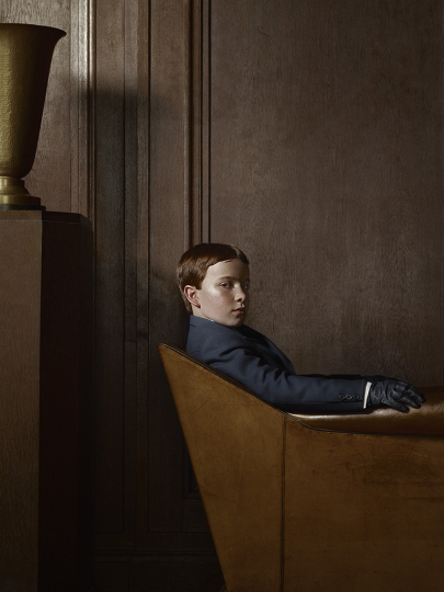 Erwin Olaf - Berlin Porträt 01 - 22nd of April 2012 - courtesy Danysz gallery