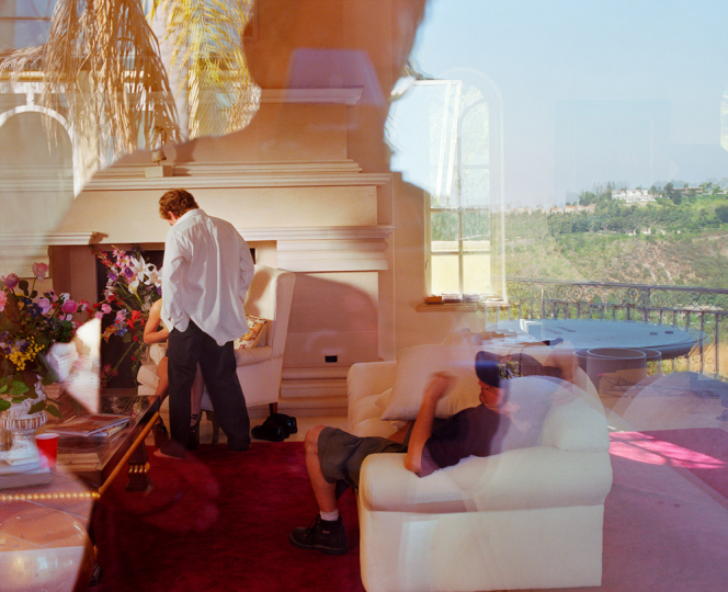 Off Sepulveda 2001 © Larry Sultan - Courtesy of the Estate of Larry Sultan and Yancey Richardson