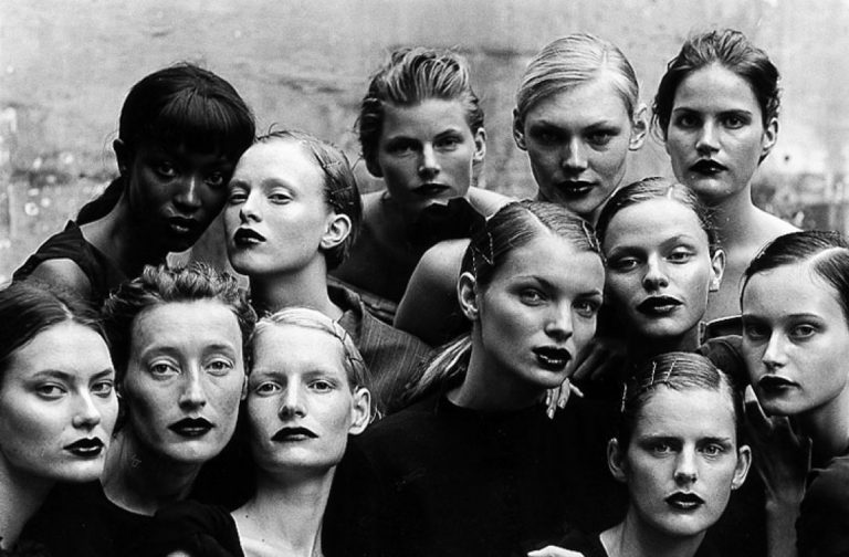 Peter Lindbergh : To photograph the star Giacometti