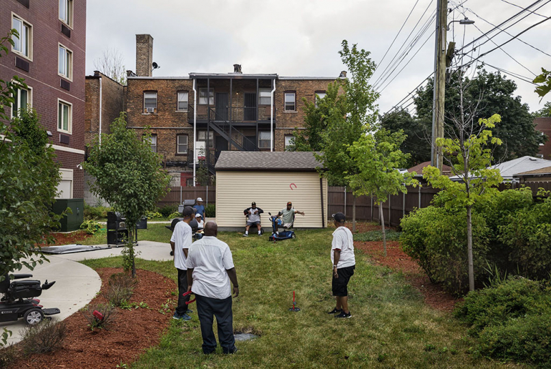 Bring Them Homes, Photographs of Resilience © Gus Powell – Courtesy Lee Marks Fine Arts