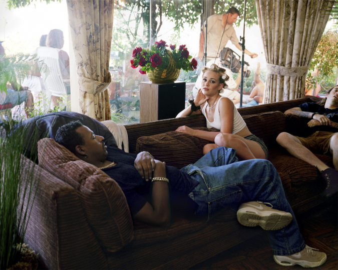Tasha's Third Film 1998 The Valley © Larry Sultan - Courtesy of the Estate of Larry Sultan and Yancey Richardson