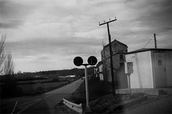 Photography Exhibition The electric poles by Bernard Plossu