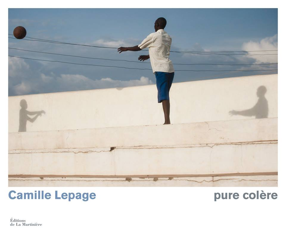Photography Conf / signature Inauguration of the Squarre Ghislaine Dupont – Claude Verlon – Camille Lepage