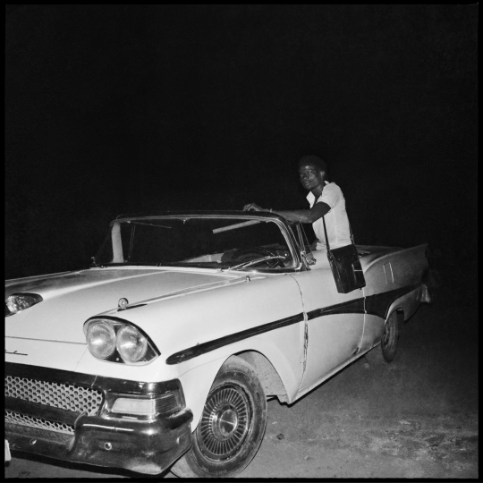 Ford Fairlane décapotable, 1966 © Sanlé Sory