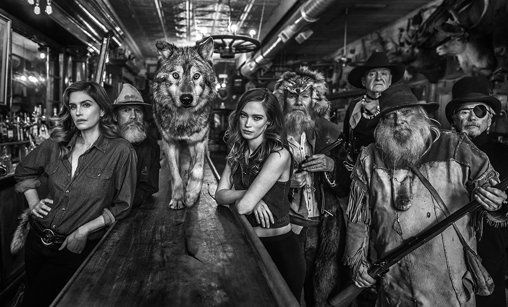 The Usual Suspects © David Yarrow – Courtesy JL Modern