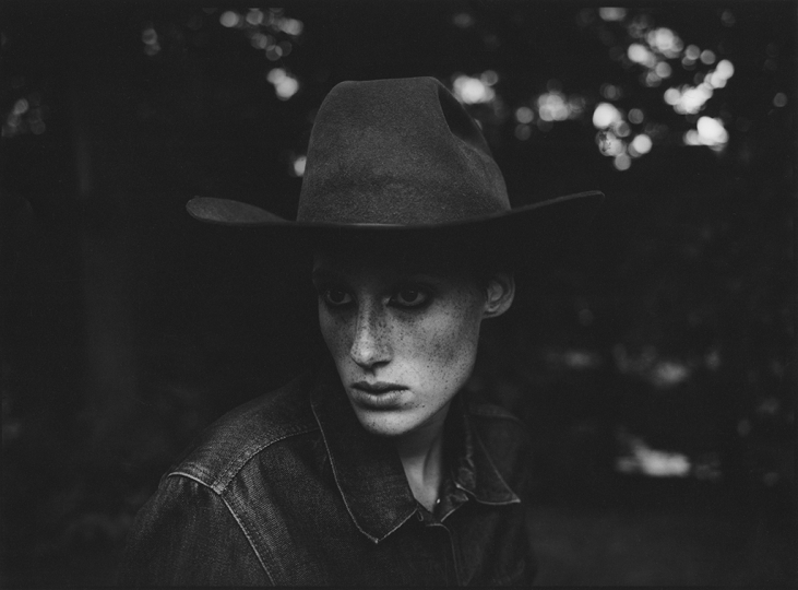 © Jan Welters Veronica with Hat, Elswoud Holland 1995