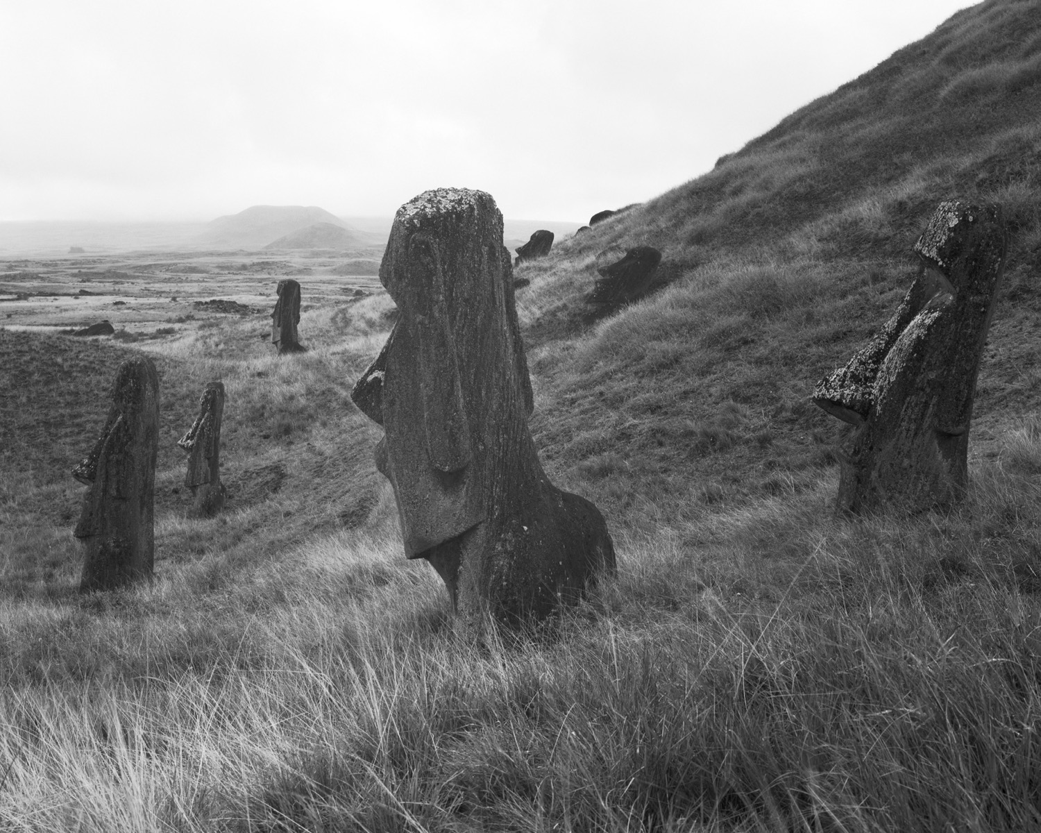 Photography Exhibition Easter Island – Photographs by François Sagnes