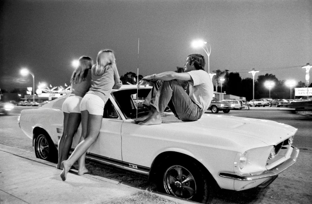 Van Nuys Boulevard, 1972 © Richard J. McCloskey