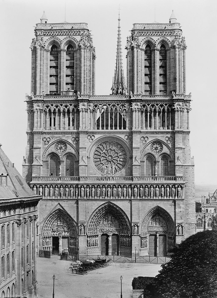 Notre-Dame de Paris – A call to our readers