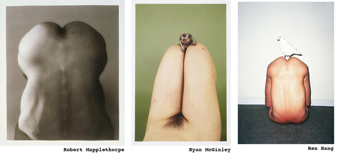 © Robert Mapplethorpe © Ryan McGinley © Ren Hang