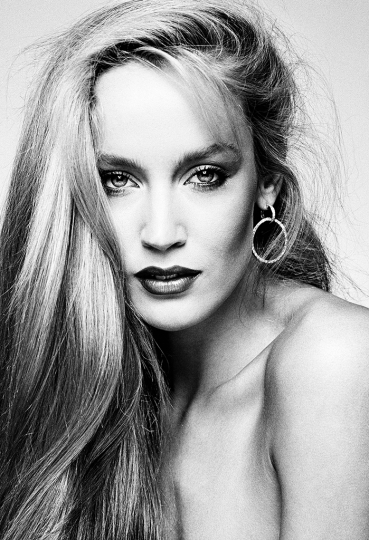 Jerry Hall Los Angeles, 1978 © Greg Gorman courtesy IMMAGIS Galerie